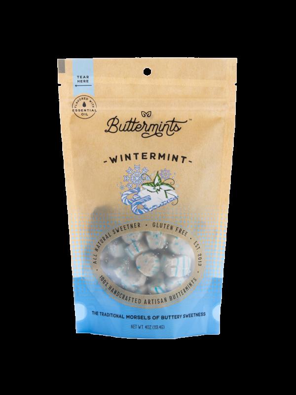 wintermint buttermints, butter mints