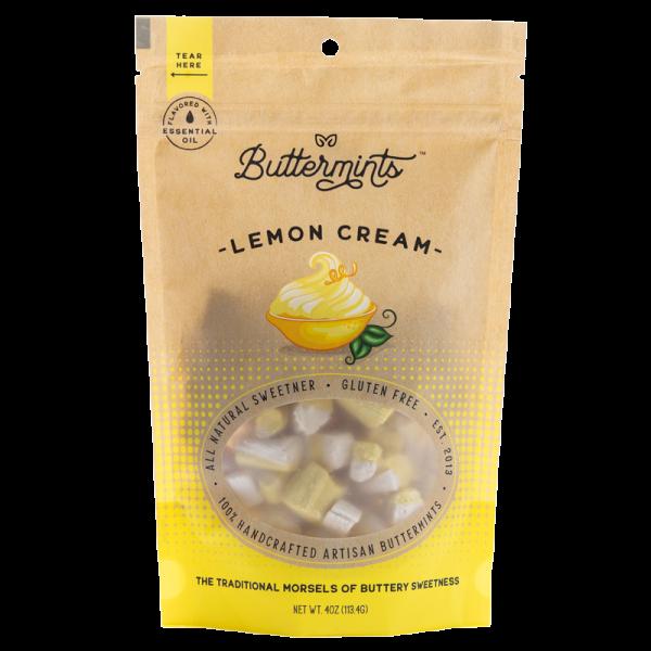 lemon cream buttermints, buttermints